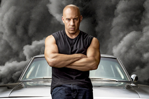 Dominic Toretto In Fast And Furious 9 2020 Movie Wallpaper