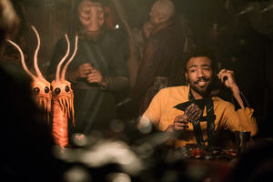 Donald Glover As Lando Calrissian In Solo A Star Wars Story