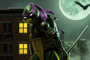 Donatello Teenage Mutant Ninja Turtles 5k Wallpaper