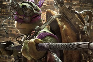 Donnie In Teenage Mutant Ninja Turtles