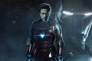 Dont Mess With Iron Man 4k