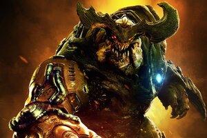 Doom 2016 Monster