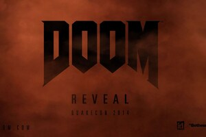 Doom 4 Game Poster Wallpaper