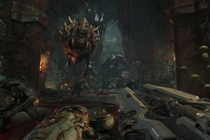 Doom 4 Video Game Wallpaper