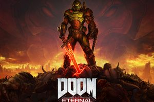 Doom Eternal 4k 2020 Wallpaper