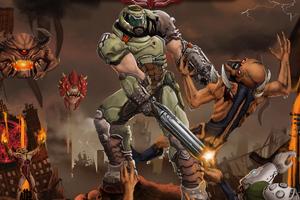 Doom Eternal 4k