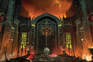 Doom Eternal Hellgate