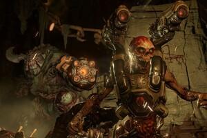 Doom Game 4k Wallpaper