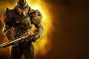 Doom Game HD Wallpaper