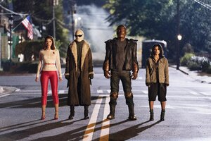 Doom Patrol 2019 5k Wallpaper