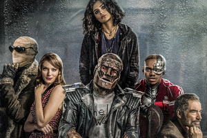 Doom Patrol 2020 Wallpaper