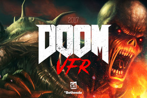 Doom VFR 2017 Wallpaper