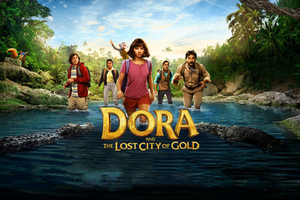 Dora And The Lost City Of Gold 2019 New Wallpaper