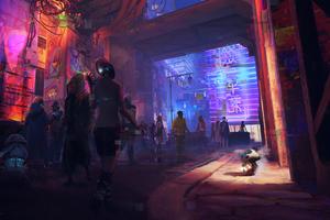 Dps X Cyberpunk