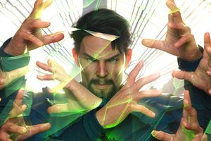 Dr Strange 4k Artwork