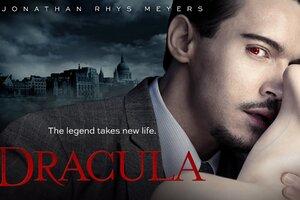 Dracula TV Show Wallpaper