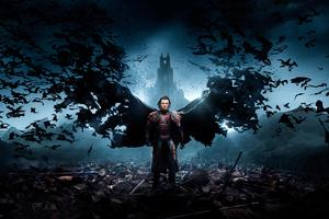 Dracula Untold 5k Wallpaper