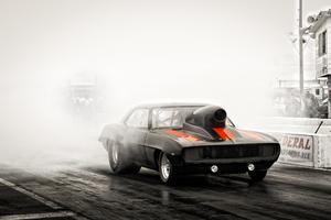 Drag Racing Car Wallpaper