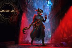 Dragon Age 4 5k Wallpaper