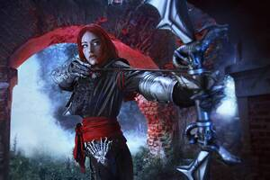 Dragon Age Inquisition Cosplay