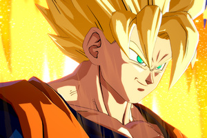 Dragon Ball Fighter Z 4k