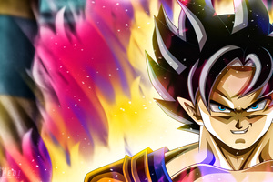 Dragon Ball Super 4k Wallpaper