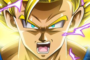 Dragon Ball Super Goku 12k Wallpaper
