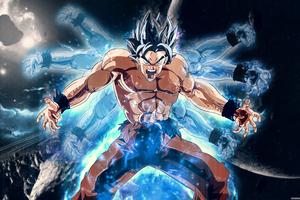 Dragon Ball Super Goku 4k Wallpaper