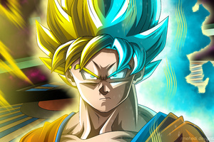 Dragon Ball Super Goku HD Wallpaper