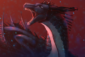 Dragon Digital Artworks Wallpaper