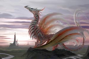 Dragon Fantasy 4k
