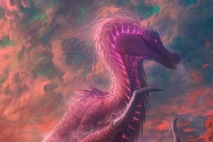Dragon Fantasy Creature