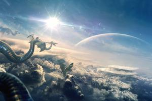 Dragon Flight Eclipse