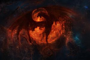 Dragon Nebula 4k