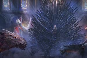 Dragon Queen 4k