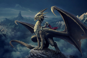 Dragon Rider Mountains