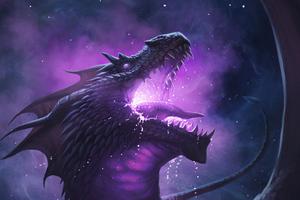 Dragon Roar 5k Wallpaper