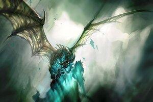 Dragon Wings Game Wallpaper