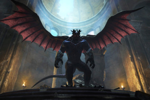 Dragons Dogma Dark Arisen PS4 Xbox 4k Wallpaper