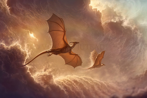 Dragons Harmony 4k Wallpaper