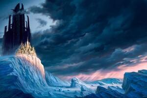 Dream Castle Wallpaper