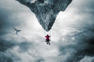 Dream Swing 5k Wallpaper