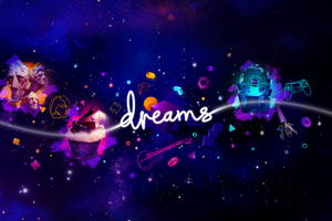 Dreams Video Game 10k Wallpaper