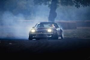 Drifting Car 4k Wallpaper