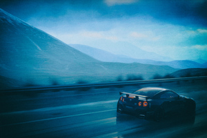 DriveClub Game Nissan Gtr 4k