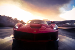 Driverclub Ferrari Laferrari 4k
