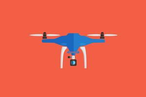 Drone Artwork 5k