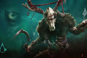 Druid Assassins Creed Valhalla 5k