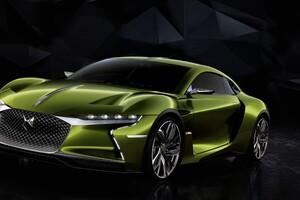 Ds E Tense GT Concept Car Wallpaper
