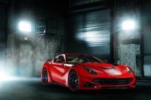 DUB Magazine MC Customs Wide Body Ferrari F12 8k